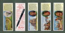 Collctable TRADE/ cigarette cards set British History